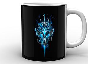 Кружка GeekLand World of Warcraft Мир Военного Ремесла эмблема WW.02.81
