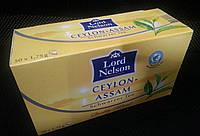 Чай черный в пакетиках Lord Nelson (50 шт.), фото 1