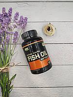 ON Омега Optimum Nutrition Enteric Coated Fish Oil 100 caps omega