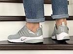 Мужские кроссовки Nike Air Presto TP QS (серые) 9023, фото 4