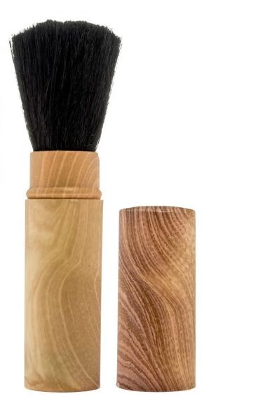 Кисть для макияжа выдвижная, щетка для пыли