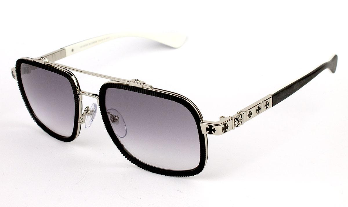 Солнцезащитные очки Chrome Heart HARDMAN-MBK-YL