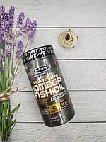 MuscleTech Essential Series Platinum 100% Fish Oil - 100 Softgels Omega 3, фото 1