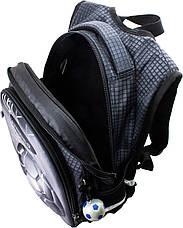 Рюкзак для мальчиков школьный ортопедический Winner One Мяч R1-007, фото 3