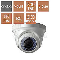 Аналоговая видеокамера Grand Technology AN100 800 TVL