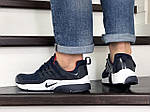 Мужские кроссовки Nike Air Presto TP QS (сине-белые) 9024, фото 4