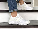 Мужские кроссовки Nike Air Presto TP QS (белые) 9025, фото 2