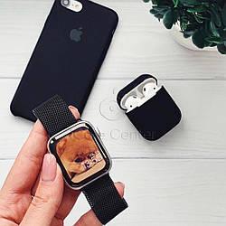 Ремінець Milanese Loop for Apple Watch 38/40mm Black
