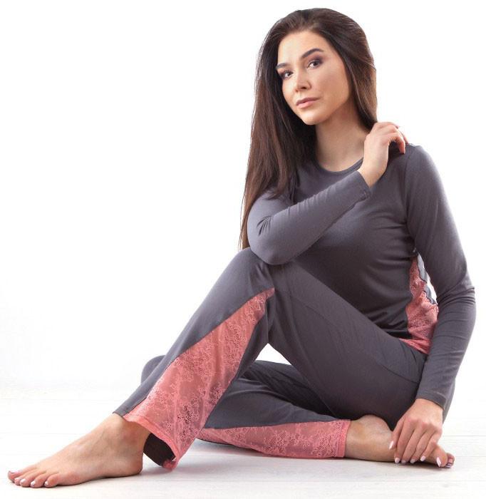 Модная женская пижама VPL 023 (S-2XL)