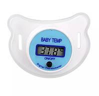 Соска термометр для ребёнка градусник для детей электронный