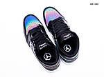 Мужские кроссовки Nike Air Jordan 1 Retro High OG (хамелеон) 1360, фото 3
