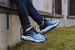 Мужские кроссовки Max 720 (серые) 8985, фото 2