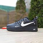 Мужские кроссовки Nike Air Force 1 LV8 (черно-белые) 10010, фото 7