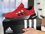 Мужские кроссовки Adidas Marathon TR (красные) 9010, фото 2