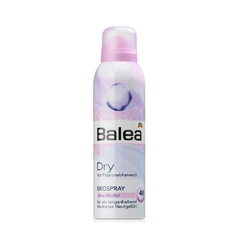 Balea Deospray Dry дезодорант аэрозольный 200 ml