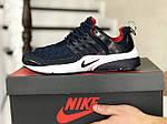 Мужские кроссовки Nike Air Presto TP QS (сине-белые) 9024, фото 3