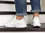 Мужские кроссовки Nike Air Presto TP QS (белые) 9025, фото 3