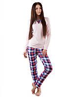 Пижама теплая со штанами VPL 027 (S-2XL)