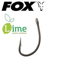 Крючок карповый Fox с бородкой