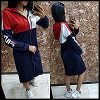 Платье-кофта женское Фула 089
