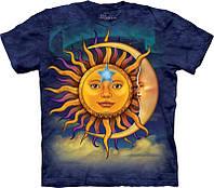 Футболка The Mountain Sun Moon 103352