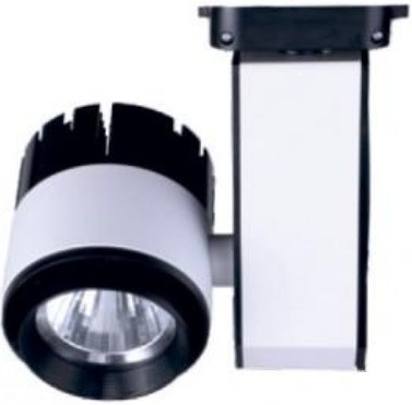 Трековий світильник LED Lemanso 30W 2100LM 6500K білий / LM559-30