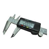 Микрометр электронный штангенциркуль с LCD в кейсе Digital Caliper