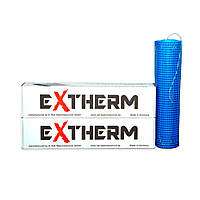 Теплые полы под ламинат мат Extherm ЕТL - 200 / 4  м² / 800 Вт / Кабельный  электрический Обогрев пола, фото 1