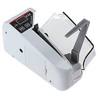 Счетная машинка для денег и детектор валют 2-в-1 Handy Counter V30 на батарейках и от сети 220