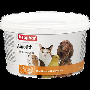 Кормовая добавка Algolith для кошек, собак и других домашних животных 250 г.