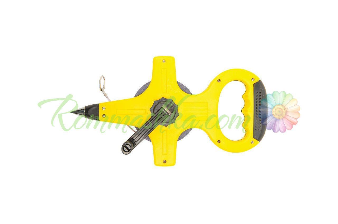 Рулетка Housetools - 20 м, геодезическая металлическая