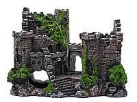 Старинный замок для аквариума Trixie