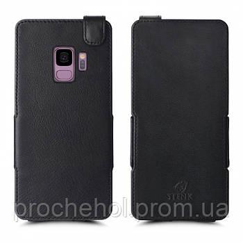 Чехол флип Stenk Prime для Samsung Galaxy S9 Чёрный