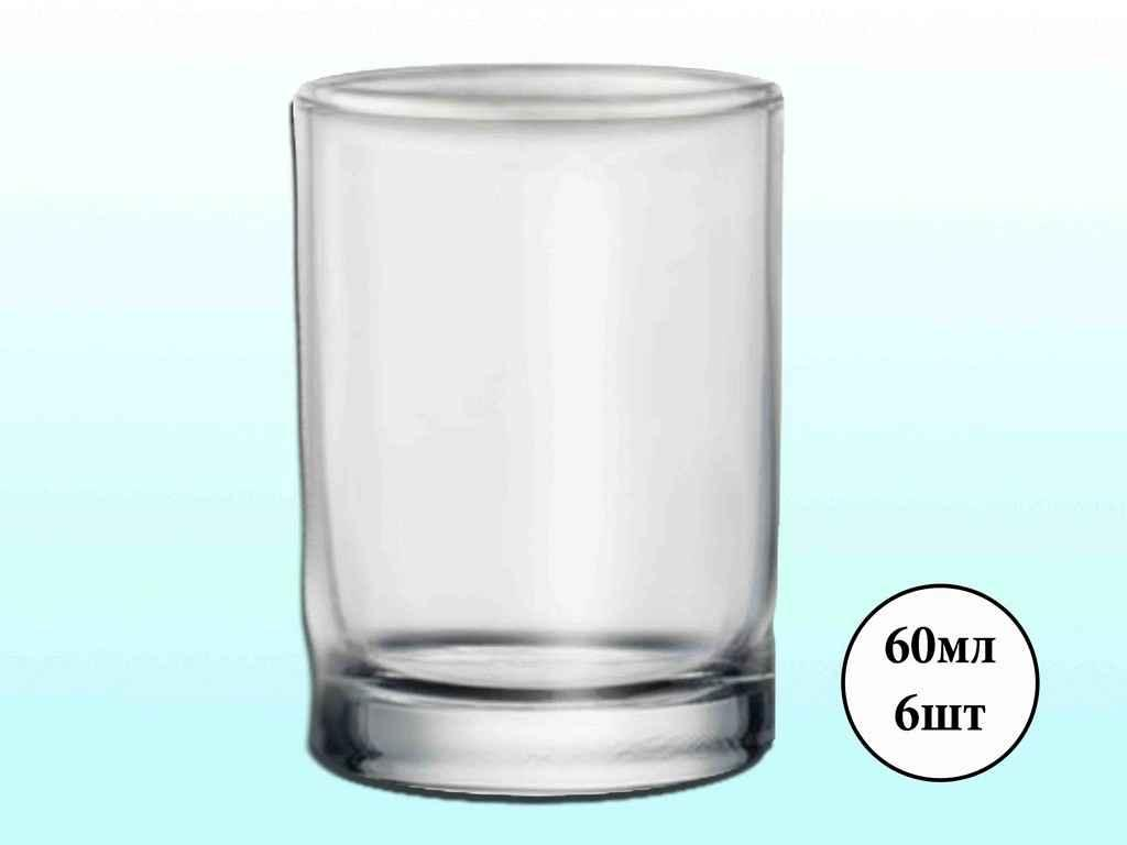 Набір чарок 6шт*58 см³)ISTANBUL 42025 ТМPASABAHCE