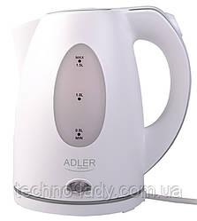 Электрочайник Adler AD 1207 Белый