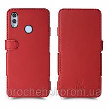 Чехол книжка Stenk Prime для Huawei Honor 10 Lite Красный