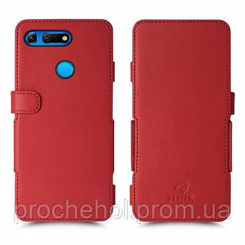 Чехол книжка Stenk Prime для Huawei Honor View 20 Красный