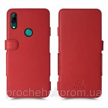 Чехол книжка Stenk Prime для Huawei P Smart Z Красный