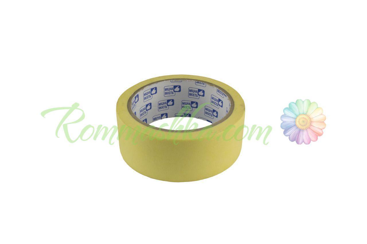 Лента малярная Winner Pack - 48 мм х 40 м, желтая