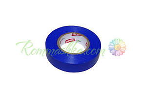 Лента изоляционная Apro - 20 м x 17 x 0,14 мм, синяя