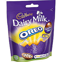 Cadbury Dairy Milk Miniature Oreo Chocolate Egg Bag 82 g