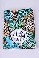 Цветное пляжное полотенце Argento 2135-1446 One Size Цветной Argento 2135-1446