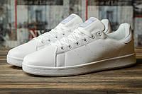 Кроссовки мужские 16483, Adidas Stan Smith, белые, < 45 > р. 45-29,0см., фото 1