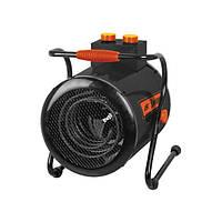 Тепловая электрическая пушка Днепр-М 3-фазная, 5 кВт