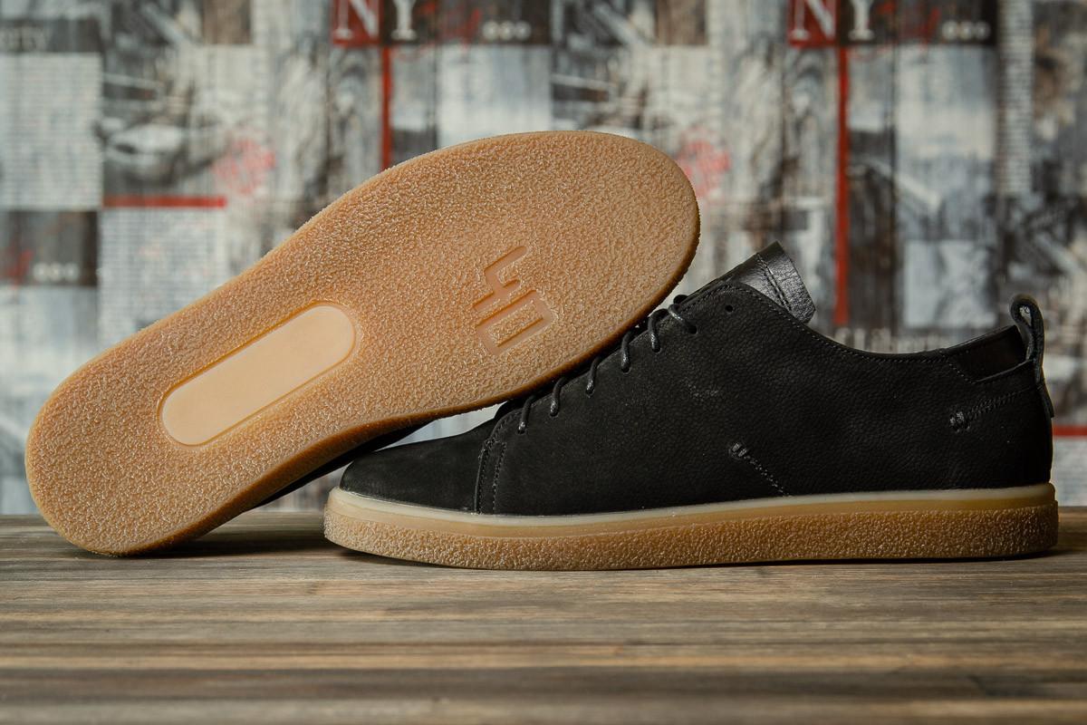 Кроссовки мужские 16611, SSS Shoes, черные, < 40 41 43 > р. 40-26,5см.