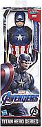 Фигурка Капитан Америка Мстители Финал 30 см Avengers MarvelCaptain AmericaОригинал от Hasbro, фото 3