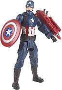 Фигурка Капитан Америка Мстители Финал 30 см Avengers MarvelCaptain AmericaОригинал от Hasbro, фото 5