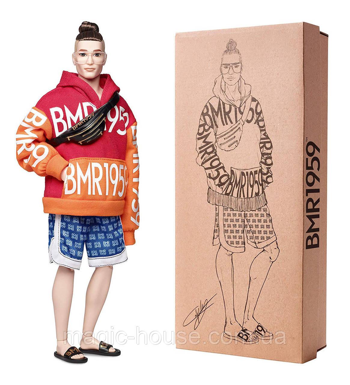 Кукла Барби Кен Barbie BMR1959 Ken Fully Poseable Fashion Dollоригинал от Mattel