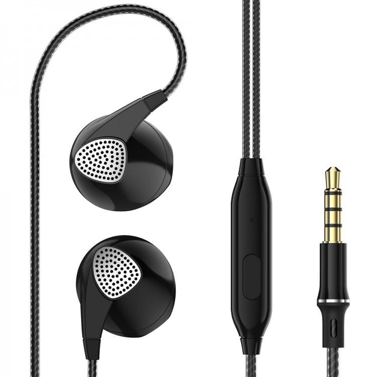 Наушники headphones 17 Black