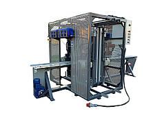 Промышленная вертикальная ленточная пила Trak-Met PRPn-4